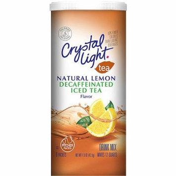 Crystal Light 12 pack Natural Lemon Iced Tea Makes 144 quarts