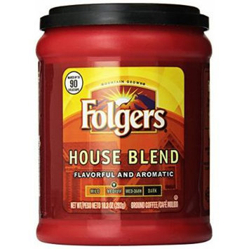 Folgers House Blend Coffee, 10.3 Ounce