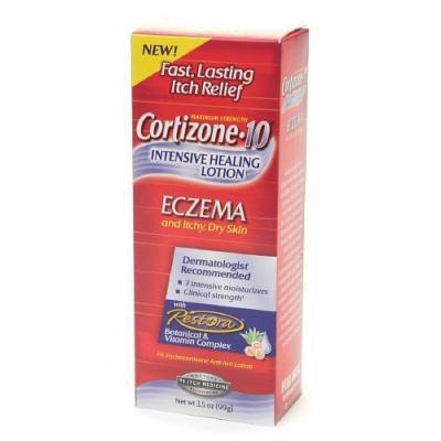 Cortizone 10 Intensive Healing Lotion, 3.5 oz / 99 g
