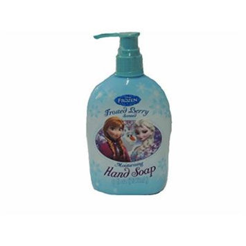 Disney Frozen Elsa, Anna & Oalf Moisturizing Hand Soap