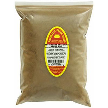 Marshalls Creek Spices Refill Pouch Beau Monde Seasoning, XL, 20 Ounce