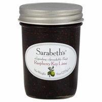 Sarabeth's Raspberry Key Lime Preserves 9oz Jar