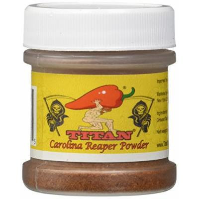 TITAN Carolina Reaper Pepper Powder 3/4oz