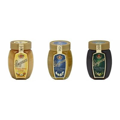 LANGNESE HONEY 3 COMBO-CREAMY COUNTRY, FOREST, ACACIA (PACK OF 3)