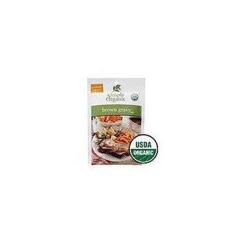 Simply Organic Gravy Seasoning Mix, Organic, Gluten-free / Assorted 4 Pack