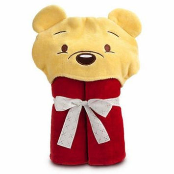Disney Winnie the Pooh Hooded Towel for Baby Toddler Boys Girls
