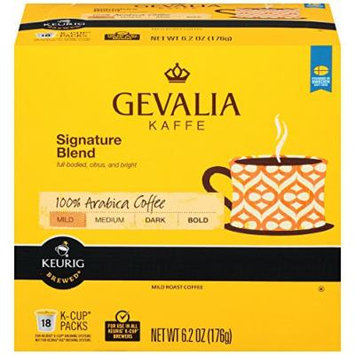 Gevalia Signature Blend K-Cup Packs - 18 count
