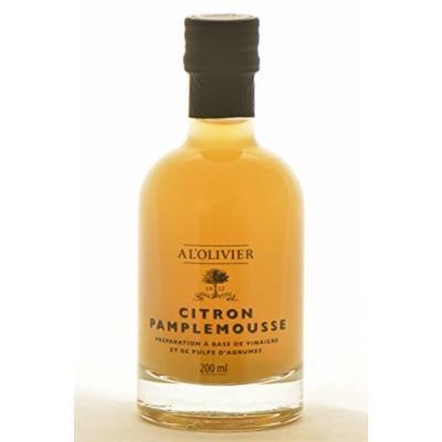 A L'Olivier Lemon Grapefruit Vinegar