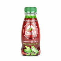Organic Green Tea with Hawaiian Coffeeberry (Case of 12)