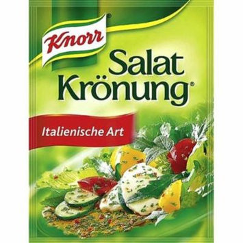 Knorr Italian Art Salad Dressing - Pack of 4 x 5 pcs ea.