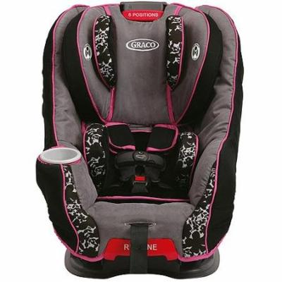Graco Fit4Me 65 Convertible Baby Car Seat, Lacey