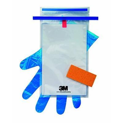 3M Dry-Sponge with Gloves BP237SPG (Case of 100)