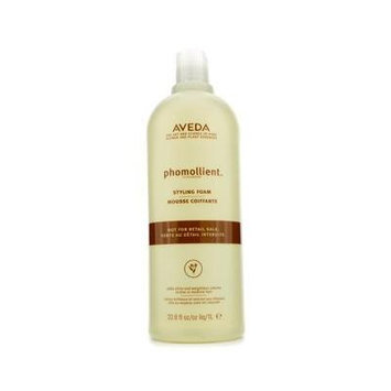 Aveda Phomollient Styling Foam (For Fine to Medium Hair) (Salon Product) - 1000ml/33.8oz