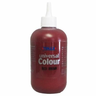 Tenax Universal Colouring Tint 10 Oz - Red Brown