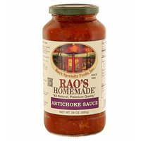 Rao's Homemade All Natural Artichoke Sauce, 24 Oz (6 Pack)