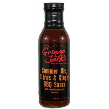 Gingo Jack's Summer Ale, Citrus & Ginger BBQ Sauce