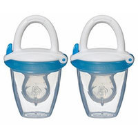 Munchkin Baby Food Feeder, Blue - 2 Pack