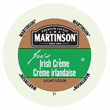 Martinson Joe's Coffee, Irish Creme, 24 Single Serve RealCups