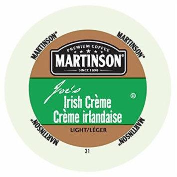 Martinson Joe's Coffee, Irish Creme, 24 Single Serve RealCups