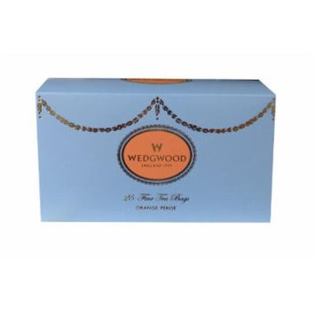 Wedgwood Everyday Luxury Pekoe Teabags (Box of 25), Blue