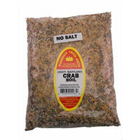 Marshalls Creek Spices Family Size Refill Crab Boil No Salt Seasoning, 44 Ounce