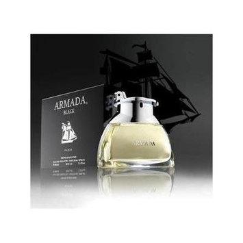 Armada Black by Armada Black 3.4 oz Eau De Toilette Spray Mens Cologne NIB