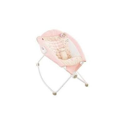 Fisher-Price Newborn Rock 'n Play Sleeper - Pink Lattice