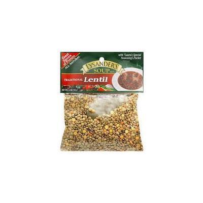 Lysander's Soup Mix Traditional Lentil -- 11 oz