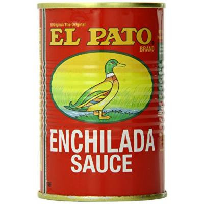 El Pato Red Enchilada Sauce, 10 Ounce (Pack of 24)