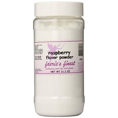 Faeries Finest Flavor Powder, Raspberry, 11.20 Ounce