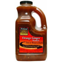 Roland Fusion Solutions: Orange Ginger Sauce 1 Gal (2 Pack)