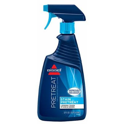 BISSELL Stain Pretreat for Carpet & Upholstery, 22 oz. (BLUE, 2)