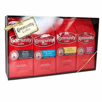 Community Coffee Gift Set Variety Pack, Premium