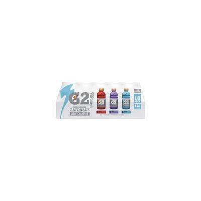 Gatorade G2 G Series Perform Variety Pack Sports Drink, 12 oz, 18ct(Case of 2)