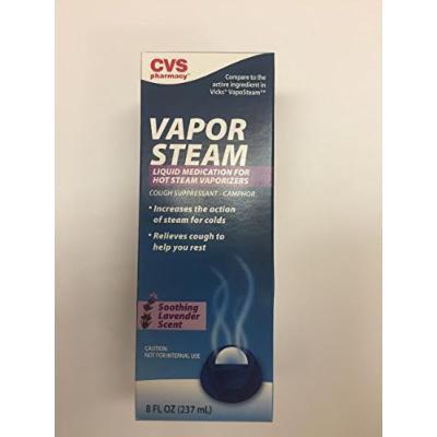 Vapor Steam Liquid Medication for Hot Steam Vaporizers