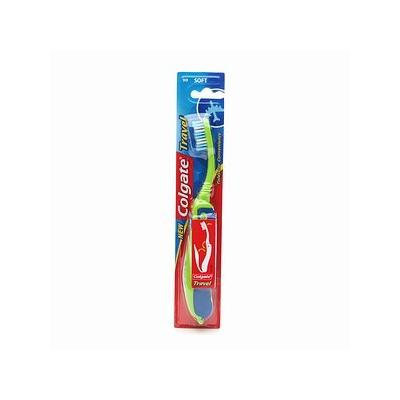 Colgate Travel - Folding Toothbrush, Soft - 1 ea