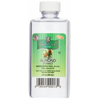 Chef-O-Van Natural Flavoring Extracts, Pure Almond, 2 Ounce