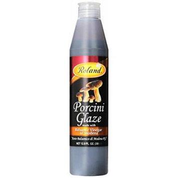 Roland Foods Balsamic Glaze, Porcini, 12.9 Ounce