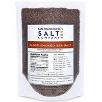 Alderwood Smoked Sea Salt (2lb Bag Coarse Grain)