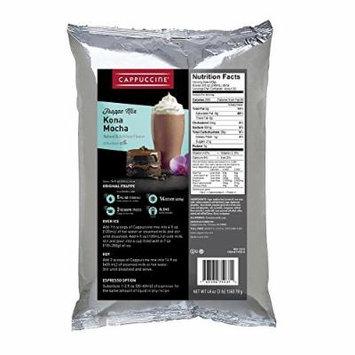 Cappuccine Kona Mocha Gourmet Blended Frappe 3lb Bag