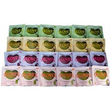 Oloves Olives Variety (Pack of 24)