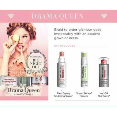 Paul Mitchell Big Night Out Drama Queen