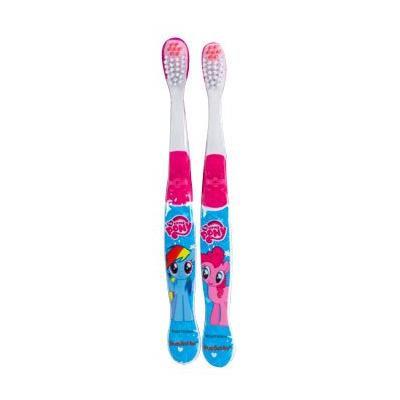 Brush Buddies Soft Bristle My little Pony Toothbrush - 2 Count (My little Pony)