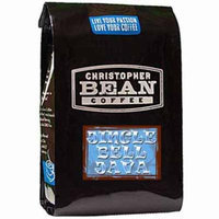 Christopher Bean Coffee Flavored Ground Coffee, Jingle Bell Java, 12 Ounce