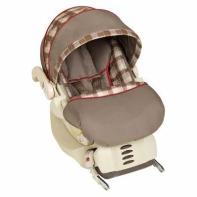 Baby Trend Flex-Loc 30 lb. Infant Car Seat- Plaid