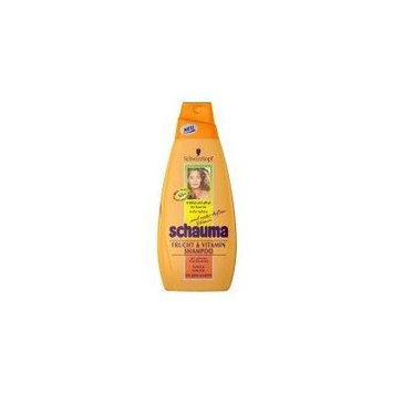 Schauma Shampoo Fruit Vitamin 400ml