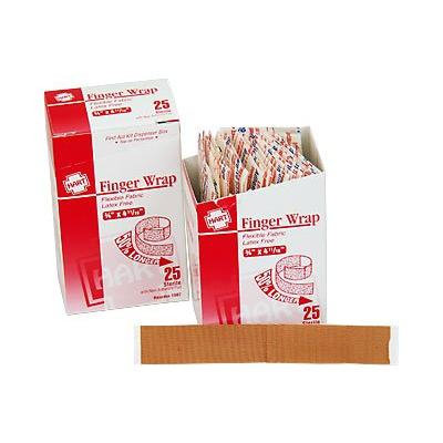 Fingerwrap Extra-Long Bandage, 25/box