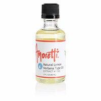 Amoretti Natural Lemon Verbena Type Oil Extract, 2 Ounce