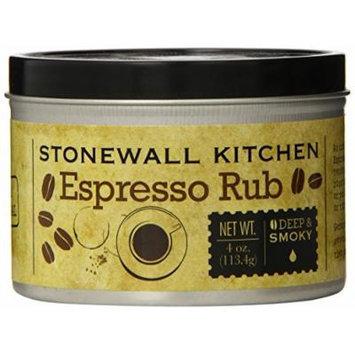 Stonewall Kitchen Espresso Rub, 4 Ounce