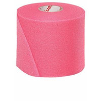 Mixed Colors Bulk Prewrap for Athletic Tape - 1 Roll, Pink